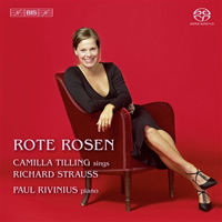 Rote Rosen (Songs of Richard Strauss) - Tilling / Rivinius
