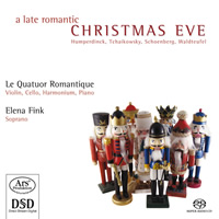 A Late Romantic Christmas Eve - Fink / Le Quatuor Romantique
