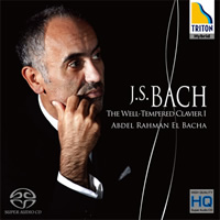 Bach: The Well Tempered Clavier I - Abdel Rahman El Bacha