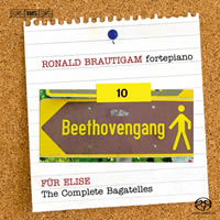 Beethoven: Complete Works for Solo Piano, Vol 10 - Brautigam