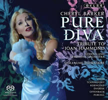 Pure Diva, Tribute to Joan Hammond - Cheryl Barker