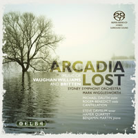 Arcadia Lost - Wigglesworth