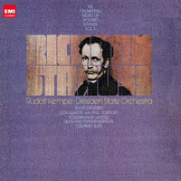 Strauss: Orchestral music, Volume 2 - Kempe