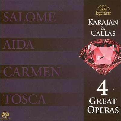 Karajan & Callas - 4 Great Operas