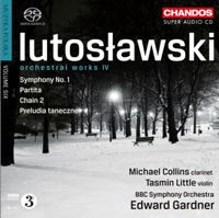Lutoslawski: Orchestral Works, Vol 4 - Collins / Little / Gardner