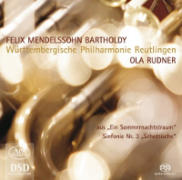 Mendelssohn: Midsummer Night's Dream & Symphony No. 3 - Rudner