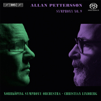 Pettersson: Symphony No. 9 - Christian Lindberg
