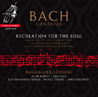 Bach: Cantatas 78, 147 & 150 - Harvey