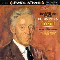 Rachmaninov: Paganini Rhapsody, Falla: Nights in the Garden of Spain - Rubinstein, Reiner, Jorda